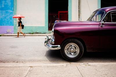 The Colorful Villa Blanca (Gibara, Cuba 2018)