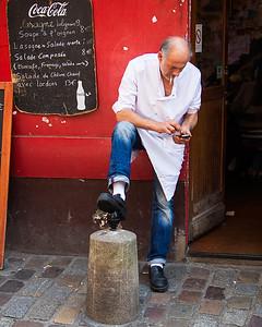 Soupe à l'oignon (Paris, France 2014)