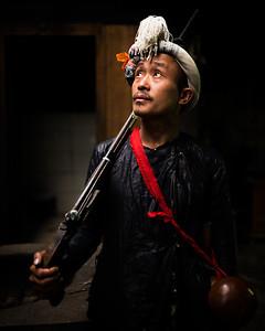 The Hunter from Basha (Guizhou, China 2016)