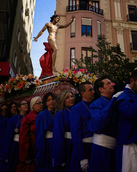Semana Santa (Alicante, Spain 2016)