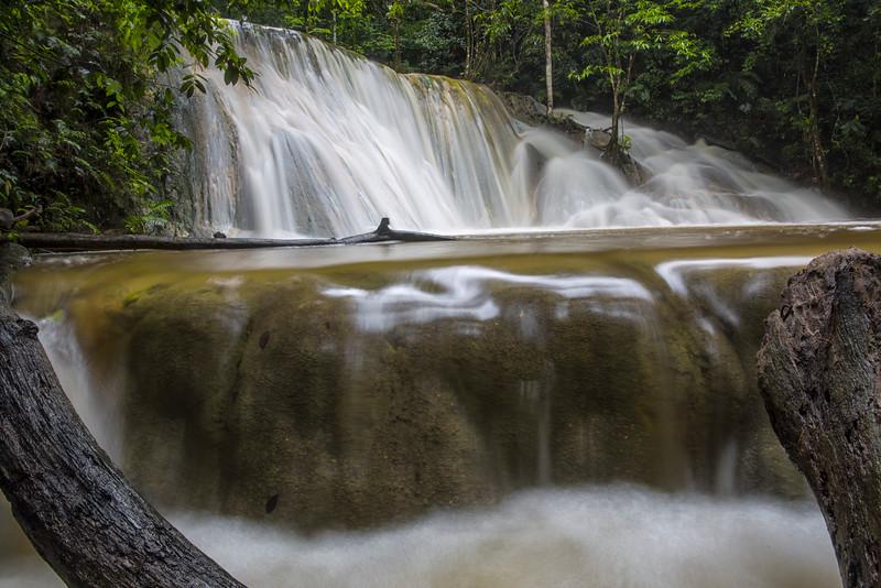 Cumaca Falls, Trinidad