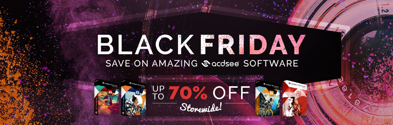 ACDsee Black Friday 2018