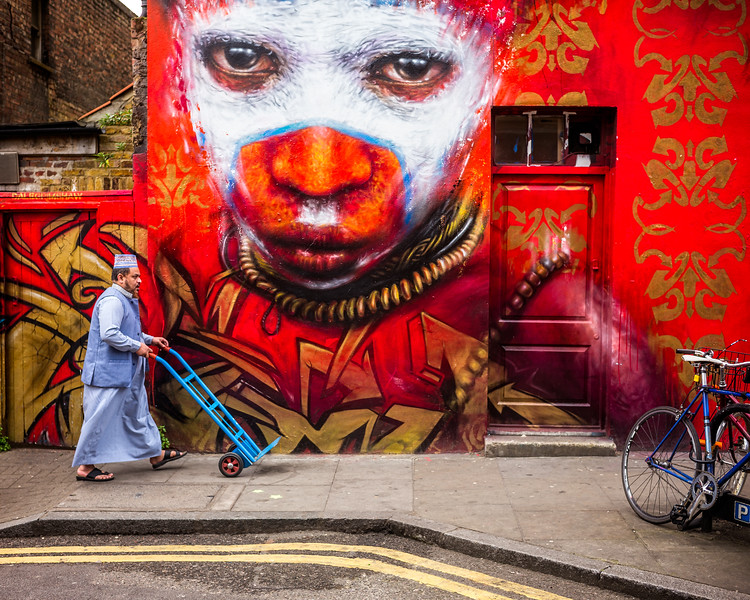 Brick Lane (London, United Kingdom 2016)