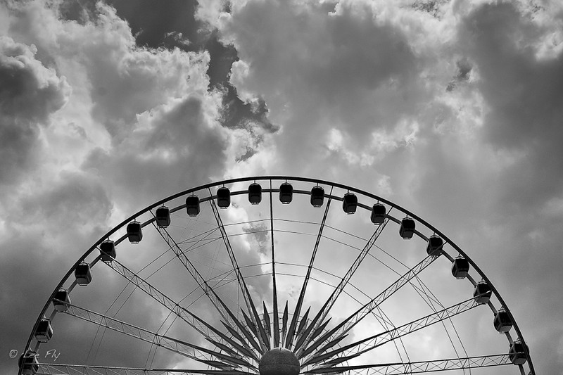 Wheel in the sky