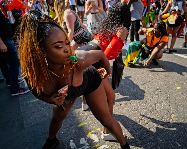 Notting Hill Carnival (London, United Kingdom 2019)