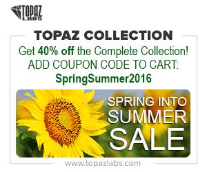 Topaz Spring Sale