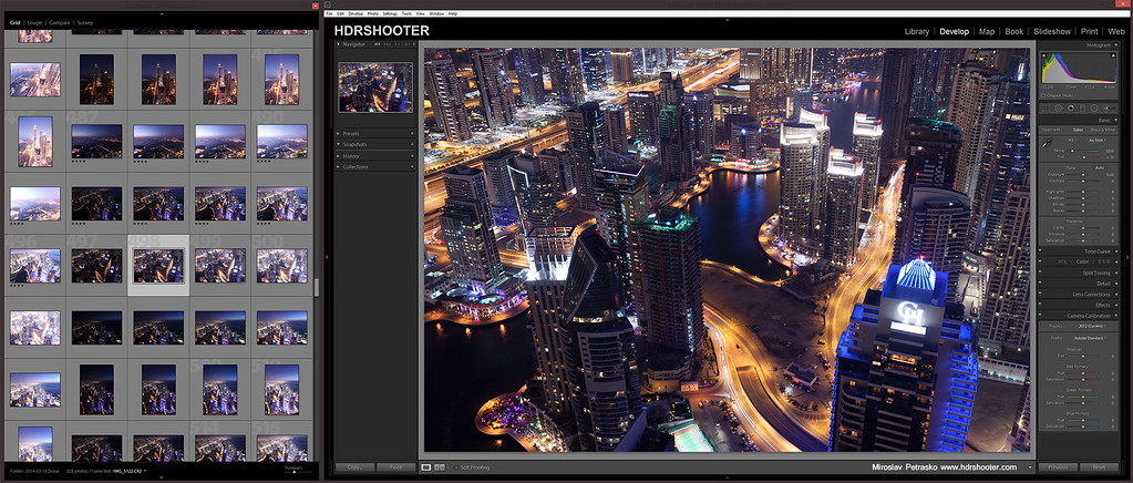 Lightroom tips