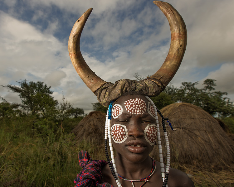 The Mursi Young (Omo Valley, Ethiopia 2014)
