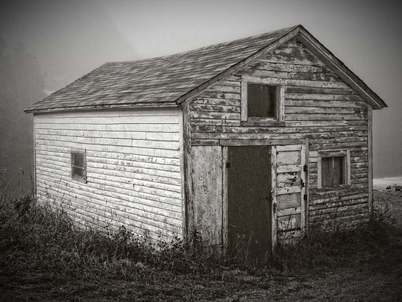 Little Used Shed