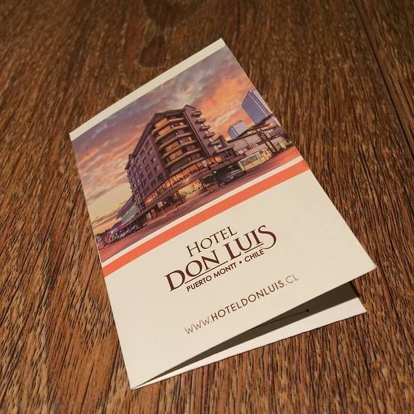 Hotel Don Luis Puerto Montt.