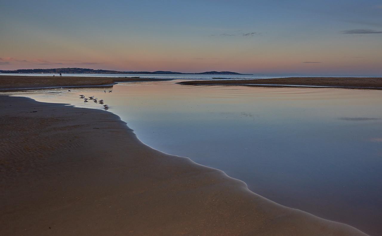 Kingston Beach Sunset