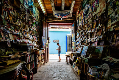 La Peculiar Tienda de Heredia (Santiago de Cuba, Cuba 2018)