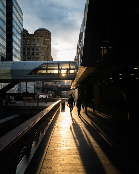 Follow the light (London, United Kingdom 2019)