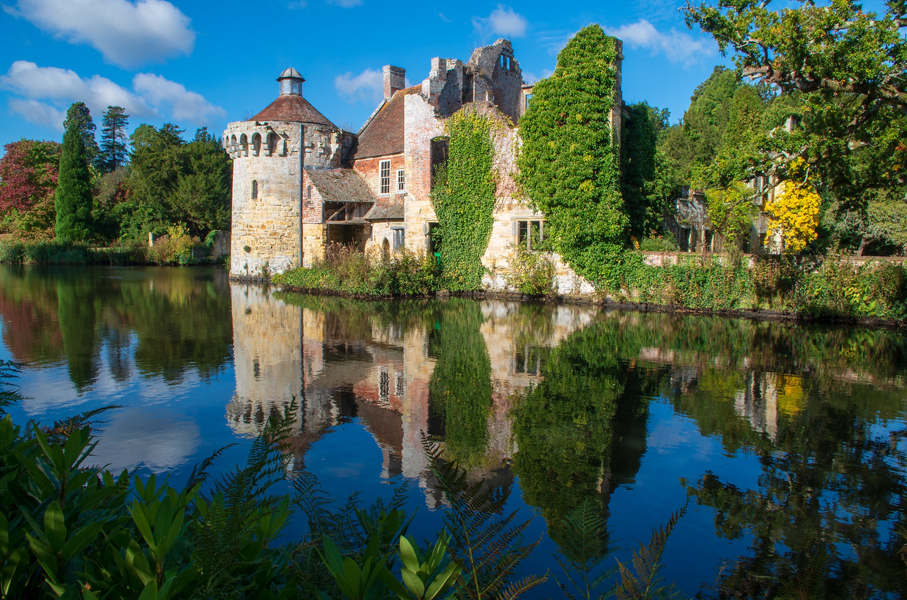 Scotney Reflections