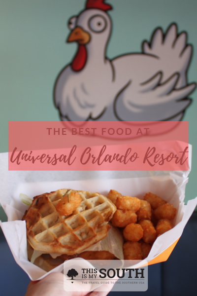 best food at universal orlando