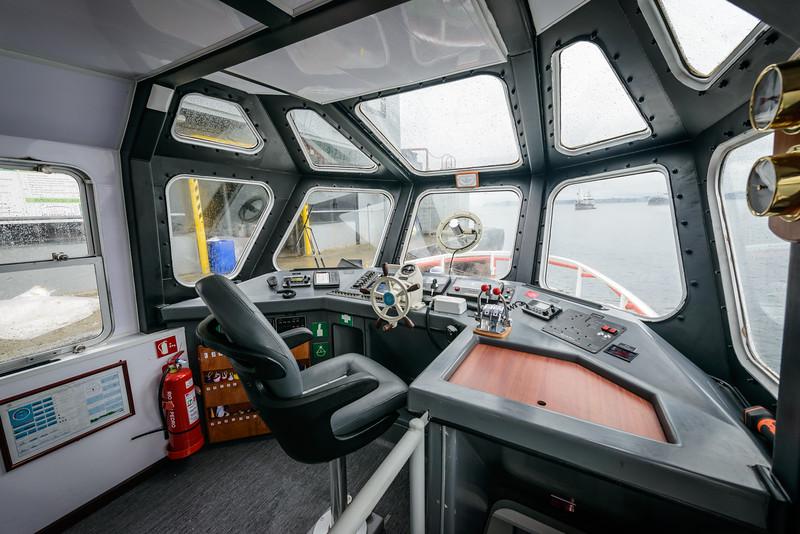 Interiorismo  de embarcaciones.