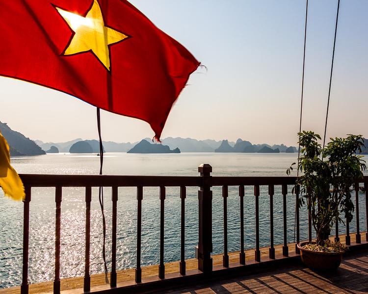 Halong Bay  (Haiphong, Vietnam 2009)