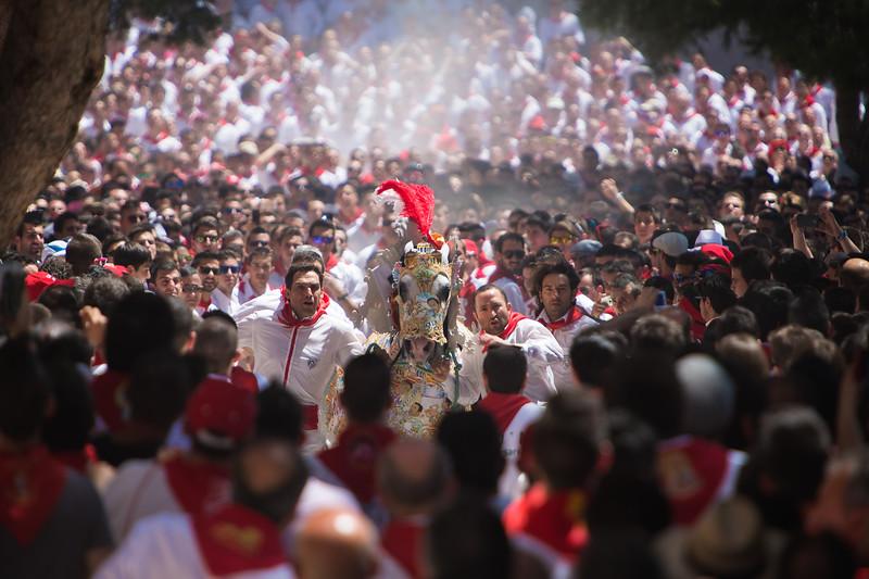 Los Caballos del Vino (Caravaca de la Cruz, Spain 2014)