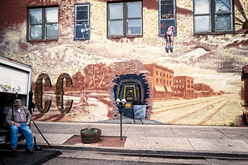 Old Colorado City (Colorado Springs, USA 2019)