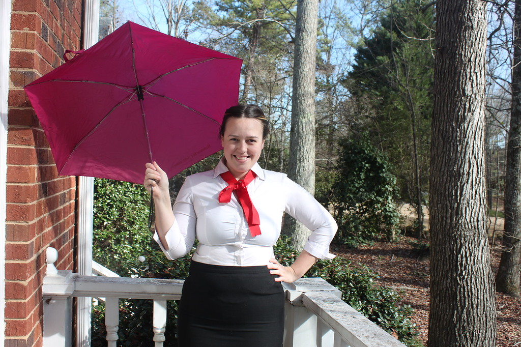 Mary Poppins Disneybound