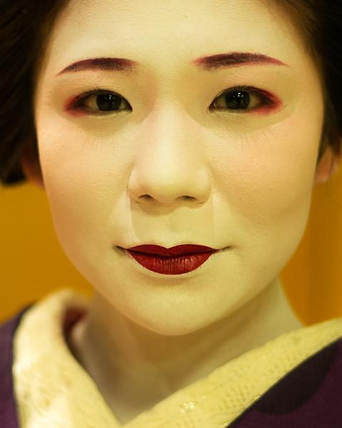 The Maiko (Kyoto, Japan 2015)