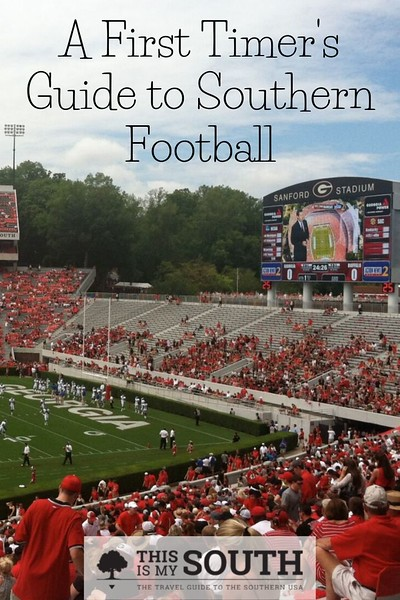 first timer's guide to southern football