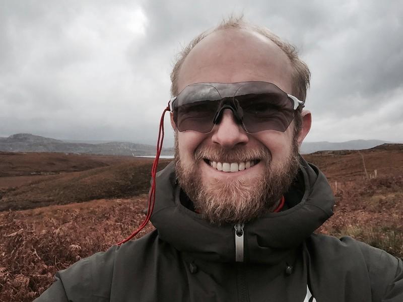 your beardy explorer!
