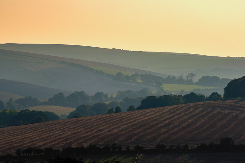 South Downs Hills
