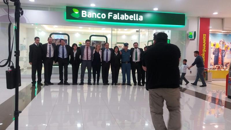 Cobertura de Eventos: Gerente General de Banco Falabella