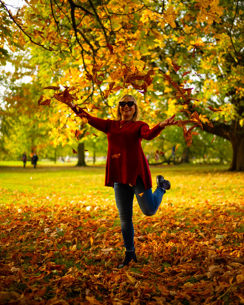 Autumn in Hyde Park (London, United Kingdom 2018)