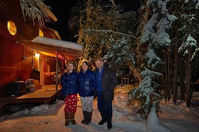 Our Alaskan Cabin