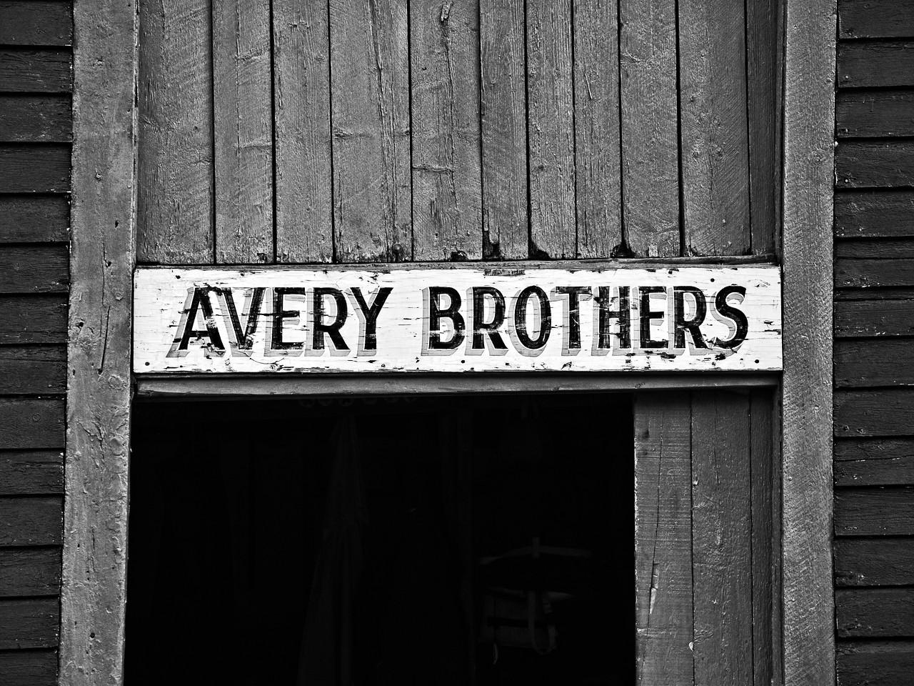 Avery Bros, Newfoundland
