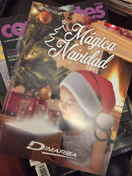 Catálogo Navidad ya en circulación