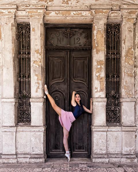 The Ballerina (Havana, Cuba 2019)