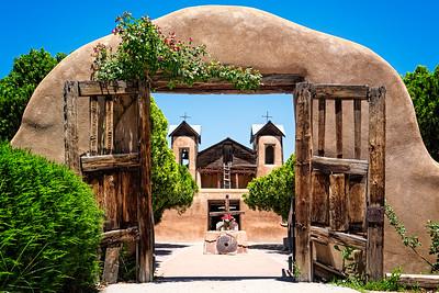 El Santuario de Chimayó (New Mexico, USA 2019