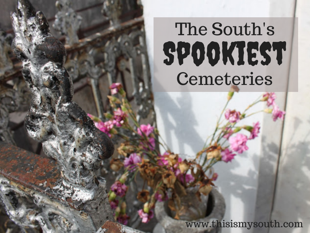spookiest cemeteries