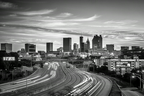 the race to Atlanta