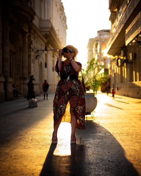Street Photographer (Havana, Cuba 2019)