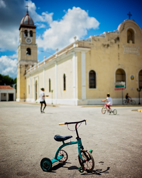 Sustainable Transportation (Bayamo, Cuba 2019)