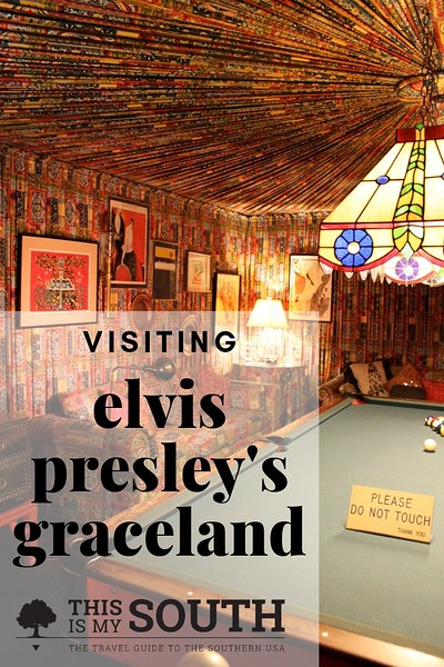 visiting elvis presley's graceland