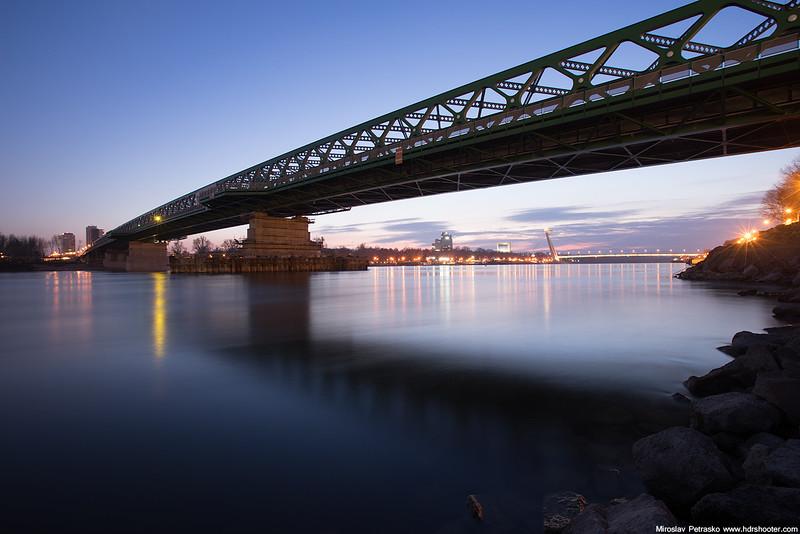 The new Old bridge