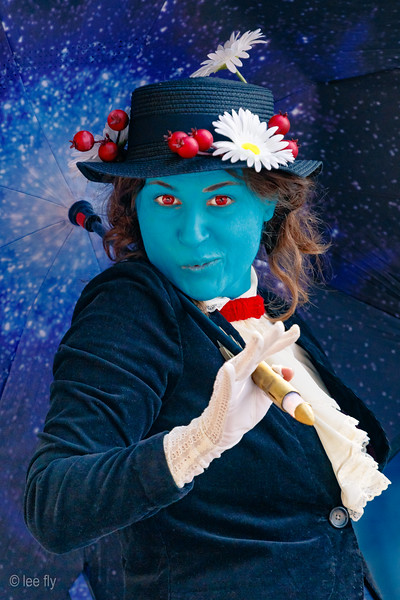I'm Mary Poppins, Y'all