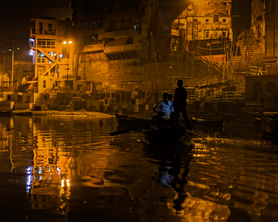 Kashi, the City of Light (Varanasi, India 2015)