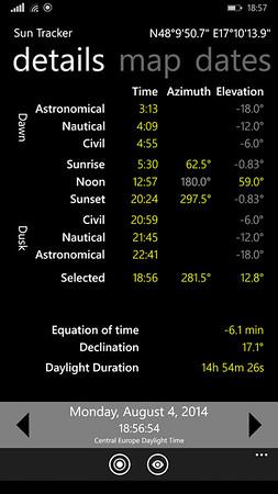 Sun Tracker