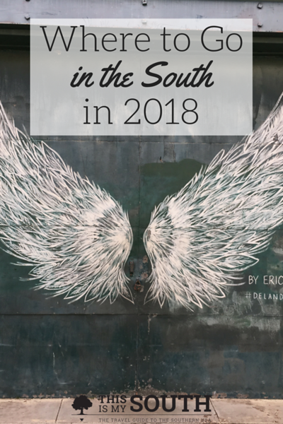 where to go in the south