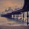 Grey Day at Eastbourne
