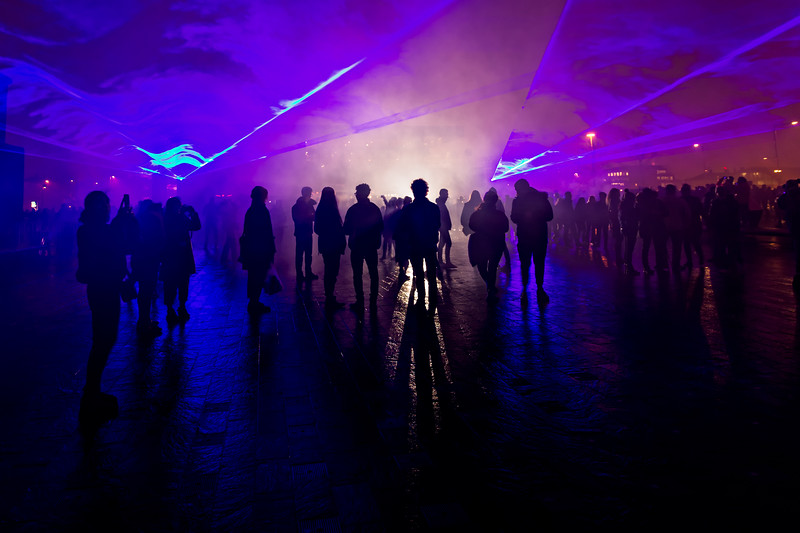 Waterlicht at King's Cross (London, United Kingdom 2018)