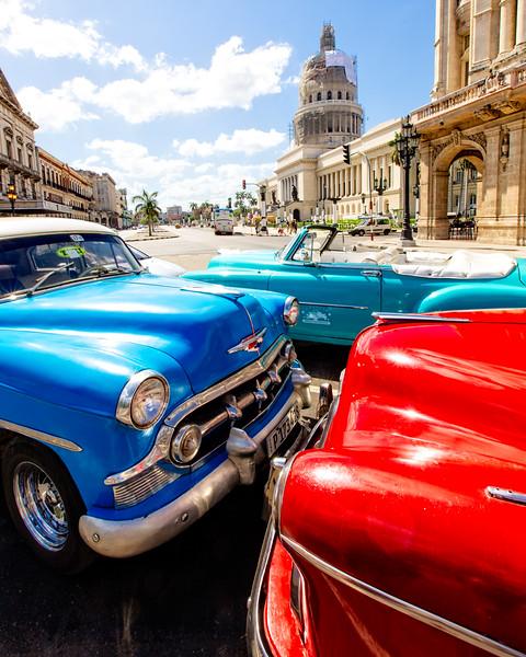 The Classics (Havana, Cuba 2019)