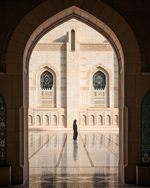 Sultan Qaboos Grand Mosque (Muscat, Sultanate of Oman 2017)