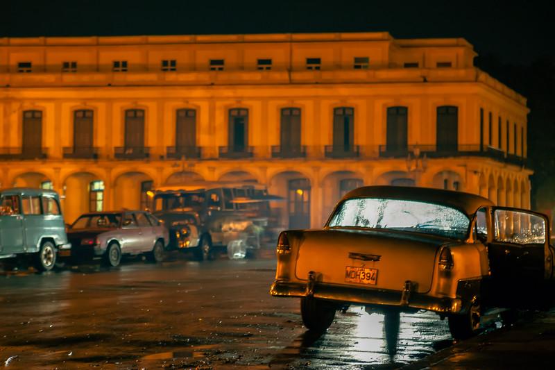 Paseo de Marti (Havana, Cuba 2012)